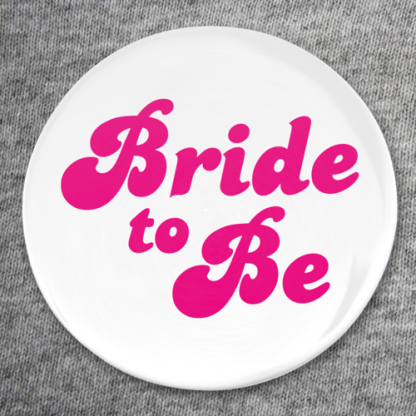Hen Party Badge Wedding Party 1