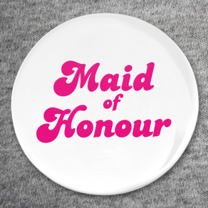 Hen Party Badge Wedding Party 5