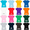 hen party t shirt colours s10