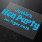 Hen Party Iron-On Transfer 005 5