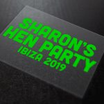 Hen Party Iron-On Transfer 010 6