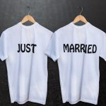 Just Married T-Shirts 1