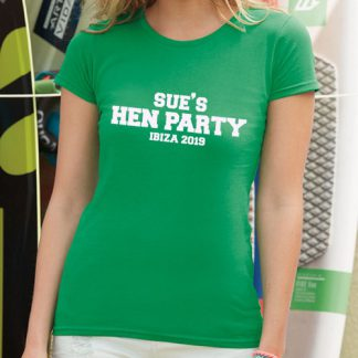 Hen Party t-shirts 1