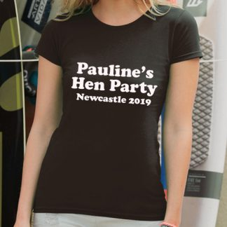Hen Party t-shirts 3