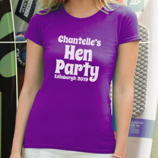 Hen Party t-shirts 4