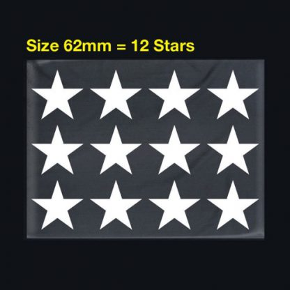 iron on stars transfer