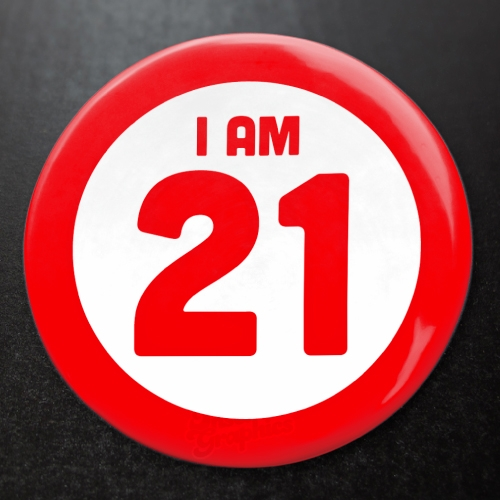 Birthday Badges 2