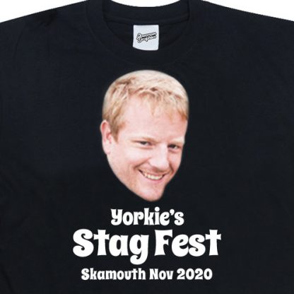 Stag Party Photo T-Shirts P1 1