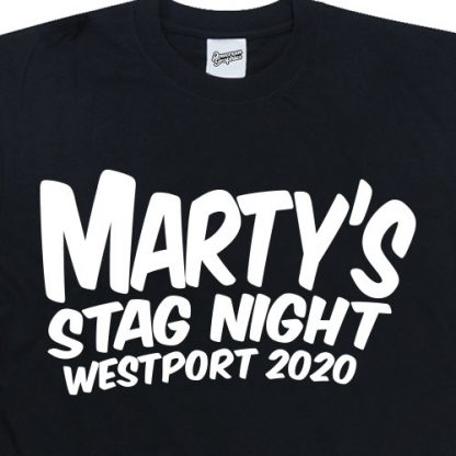 Stag Party T-Shirts A1 1
