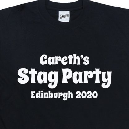 Stag Party T-Shirts S5 1