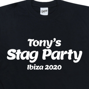 Stag Party T-Shirts S8 6