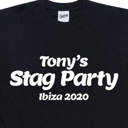 Stag Party T-Shirts S8 1