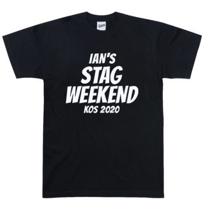 Stag Party T-Shirts S9 4