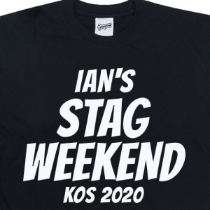 Stag Party T-Shirts S9 7