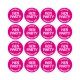 Hen Party Personalised Stickers
