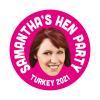 Hen Party Photo Sticker