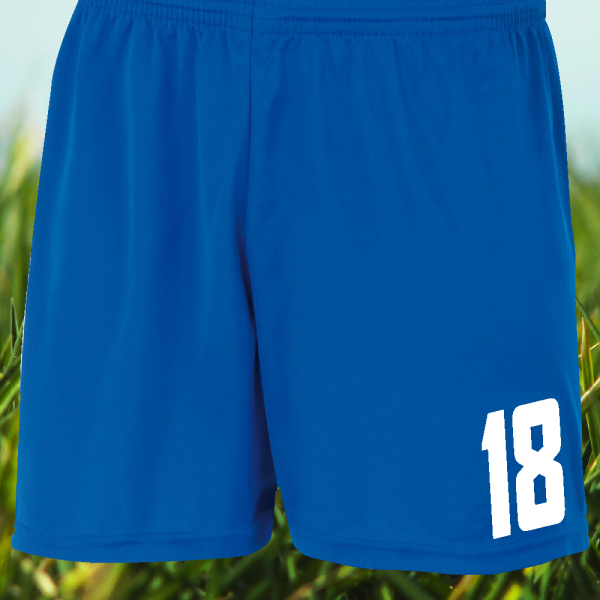iron on numbers for shorts