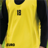 iron on numbers and uinitials for trainng tops - euro