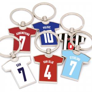 Football Shirt Keyring