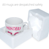 Mug polystyrene packaging