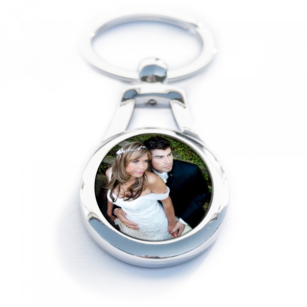 Personalised Keyring - Oval
