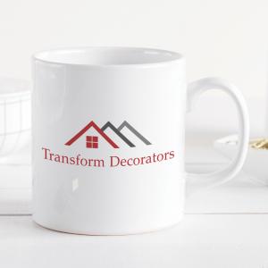 Personalised Mug With Your Logo